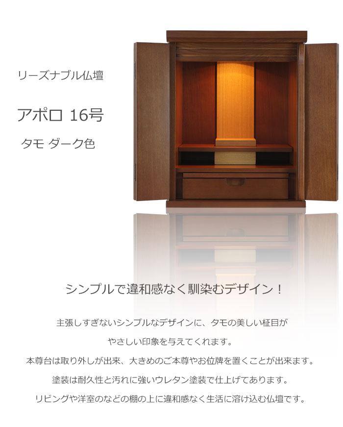 アポロ16号_タモ-ダーク色_1